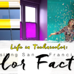 Life in Technicolor: Visiting San Francisco's Color Factory
